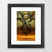 Magi Framed Art Print