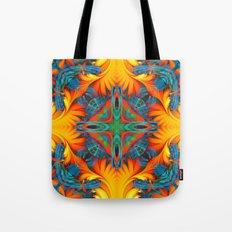Mandala #8 Tote Bag