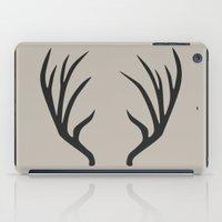 antlers iPad Case