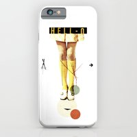 collage iPhone & iPod Cases featuring Cut The (...) | Collage by Julien Ulvoas
