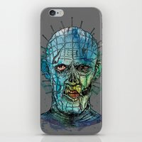 Zombie Raiser iPhone & iPod Skin