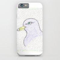 Dotted Bird #1 iPhone 6 Slim Case