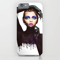 The Girl 3 iPhone 6 Slim Case
