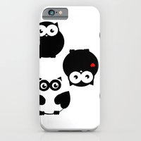iPhone & iPod Case featuring The Crew by Suzanne Kurilla