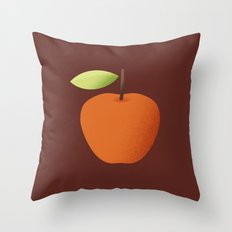 Apple 05 Throw Pillow