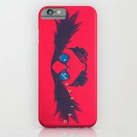 iPhone & iPod Case featuring Dr. Robotnik & Sonic by Ian Wilding