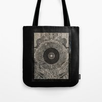 When the Past Was Present Tote Bag