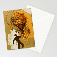 Creature Concept Stationery Cards