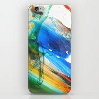 Laminar Flow iPhone & iPod Skin