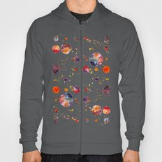 watercolor bubbles Hoody