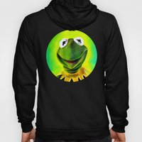 The Muppets- Kermit the Frog Hoody