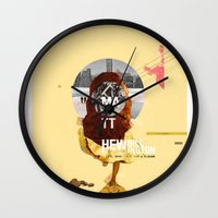 Promosapian Wall Clock