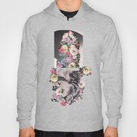 Floral Dreams Hoody