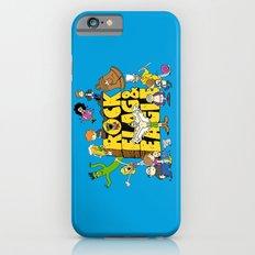Rock, Flag & Eagle Slim Case iPhone 6s