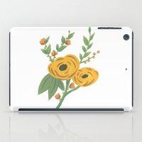 SPRING VINTAGE FLORAL iPad Case