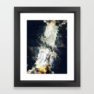 Framed Art Print featuring Nautilus by Adaralbion