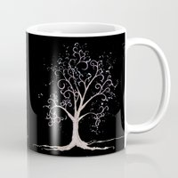 Dark Elven Tree Mug