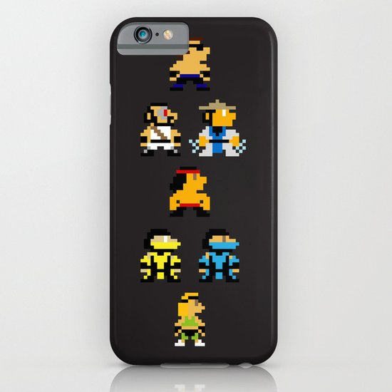 Choose Your Fighter iPhone & iPod Case