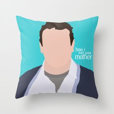 Marshall Ericksen HIMYM Throw Pillow