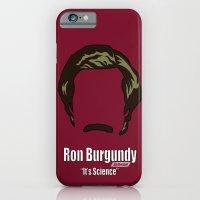 Ron Burgundy: Anchorman iPhone 6 Slim Case