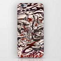 Koi Whirlpool iPhone & iPod Skin