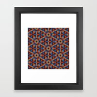 GEOMETRIC 2 Framed Art Print