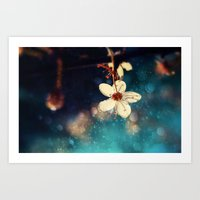 Spring Wishes Art Print