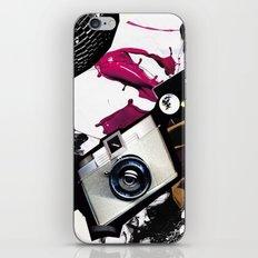 :: LOMO JUNKIE iPhone & iPod Skin