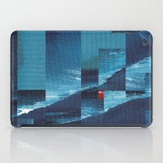 Cracking Waves (Distant Shore) iPad Case