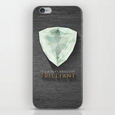 Trilliant iPhone & iPod Skin