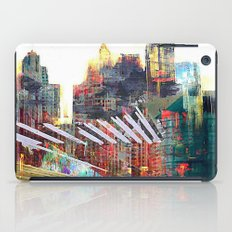 City Landscape iPad Case