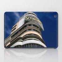 Madrid, Spain iPad Case