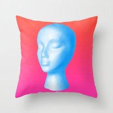At Peace Throw Pillow
