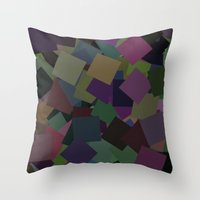 Squares From Arlo Throw Pillow