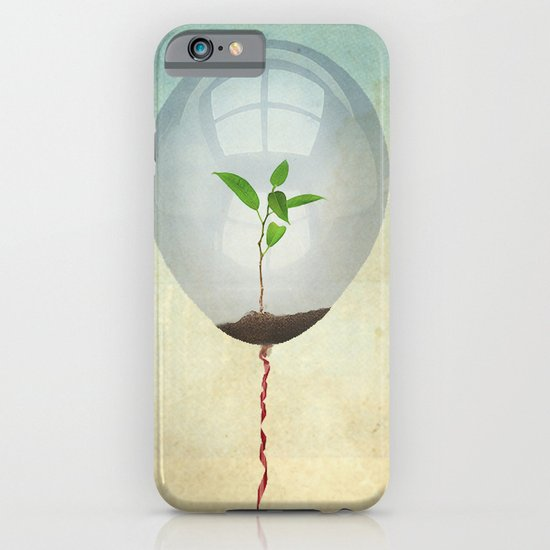 micro environment iPhone & iPod Case