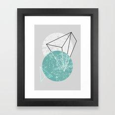 Graphic 118 Framed Art Print