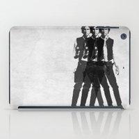 Triple Harrison  iPad Case