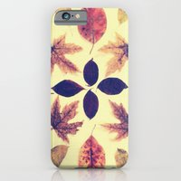 iPhone & iPod Case featuring Leafdala by Amy Bruce Imagery