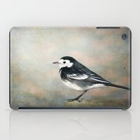 Little Pied Wagtail iPad Case