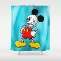 Oh Boy! Shower Curtain
