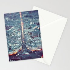 Paris, City of Lights. Stationery Cards
