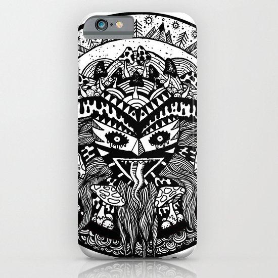 Shamandala iPhone & iPod Case