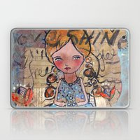 Let Your Love Shine Laptop & iPad Skin