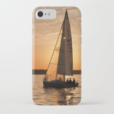 Sail into the sunset Slim Case iPhone 7