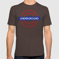 T-shirt featuring Underground by EARTh