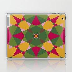 Shades of flowers Laptop & iPad Skin