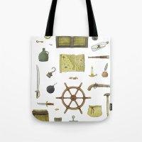 Pirated Tote Bag