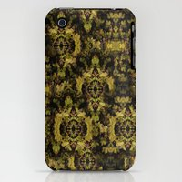 iPhone Cases featuring Ivy Kaleidoscope Photographic Pattern #1 by 3 Red Threads