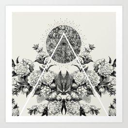 Art Print - MOONLIGHT - Nikola Nupra