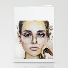 Face For NYC Stationery Cards